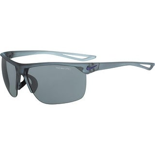 Nike EV0934-014 Sunglasses Golf Crystal Wolf Grey Royal Frame Grey Flash Lens - crystal wolf grey