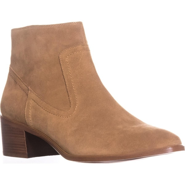 BCBGeneration Allegro Classic Ankle Boots, Sandalwood