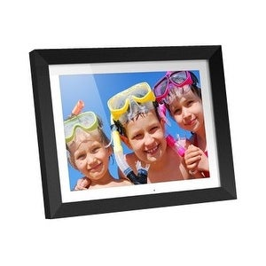 Aluratek ADMPF415F 15inch Digital Photo Frame with 2GB Built-in Memory and Remote