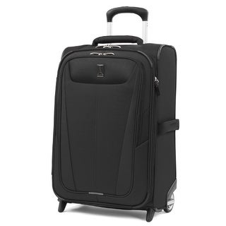 Travelpro Maxlite 5 - 22 Black Expandable Spinner w/ Water & Stain Resistant Coating