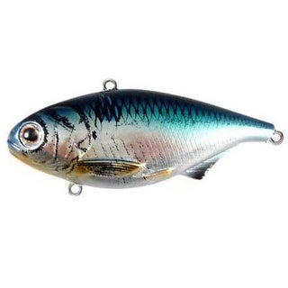 Koppers Gizzard Shad Trap 2.75' 7/16oz Silver/Blue