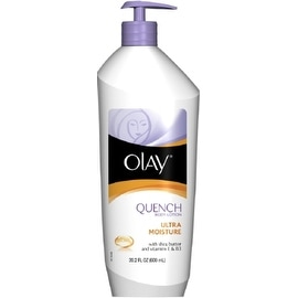 OLAY Quench Ultra Moisture Body Lotion 20.2 oz
