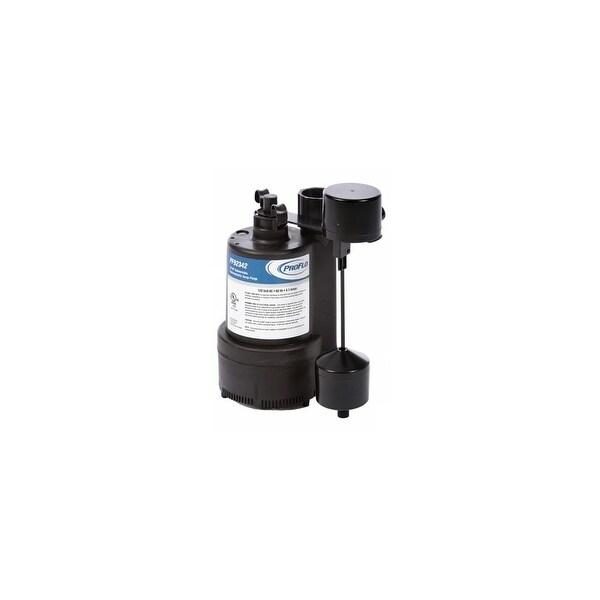 PROFLO PF92342 1/3 HP Thermoplastic Automatic Sump Pump