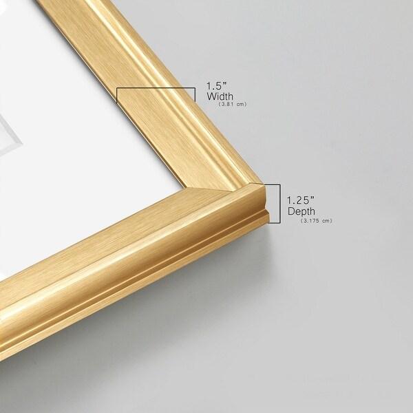 Empty Village Premium Framed Print - Ready to Hang