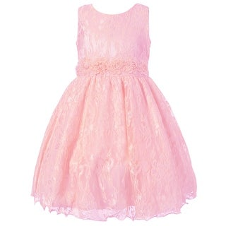 Link to Richie House Girls' Princess Dress with Layered Bottom Similar Items in Girls' Clothing