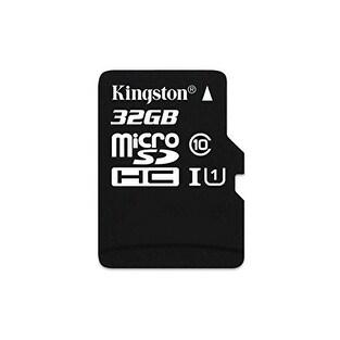 Kingston - 32Gb Temp Card Single Pack W/O Adapter
