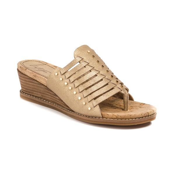 Latigo Winnie Women's Sandals Brushed Gold