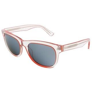 Dsquared DQ0174/S 26C Crystal/Orange Square sunglasses
