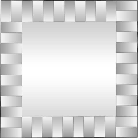 Rialto Wall Mirror - Clear