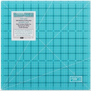 Scor-Pal Reversible Scor-Mat, 12 by 12-Inch