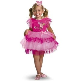 Winnie the Pooh Frilly Piglet Toddler Costume (12-18 M)