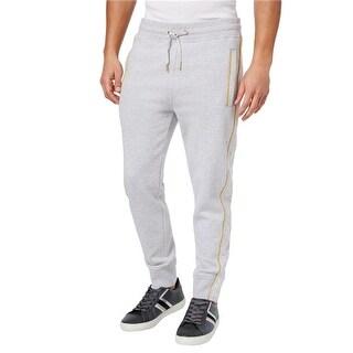 Sean John NEW Heather Gray Mens Size 2XL Drawstring Joggers Pants