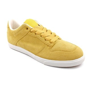 Alife NYC Everybody Low Suede 84's Men Round Toe Suede Yellow Fashion Sneakers