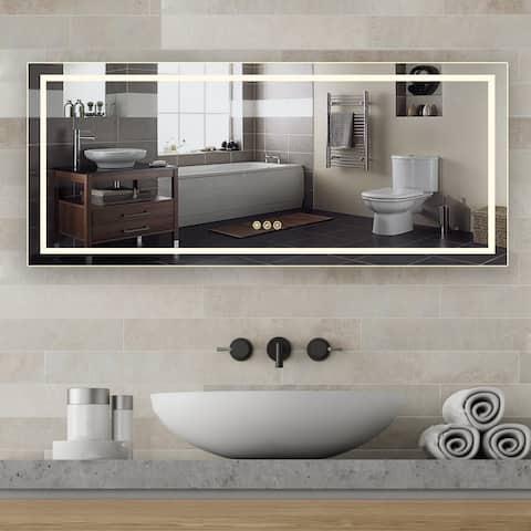 Taimei MD04 Series, 4 Strip, LED Electric Defogging Vanity Mirror