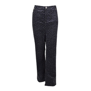 Charter Club Women's Animal Pattern Corduroy Pants