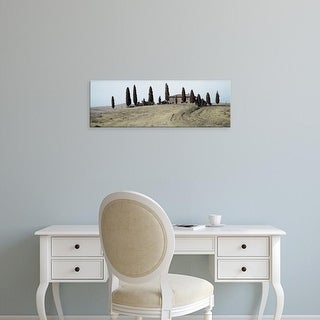 Easy Art Prints Alan Blaustein's 'Val d'Orcia Pano #1' Premium Canvas Art