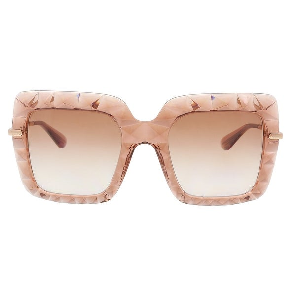 Dolce and Gabbana DG6111 Sonnenbrille Rosa 314813 51mm W3albCT0