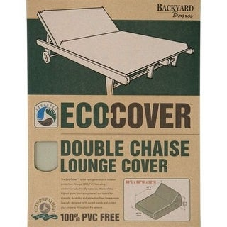 Shop Backyard Basics Eco Cover Square Patio Cover Free