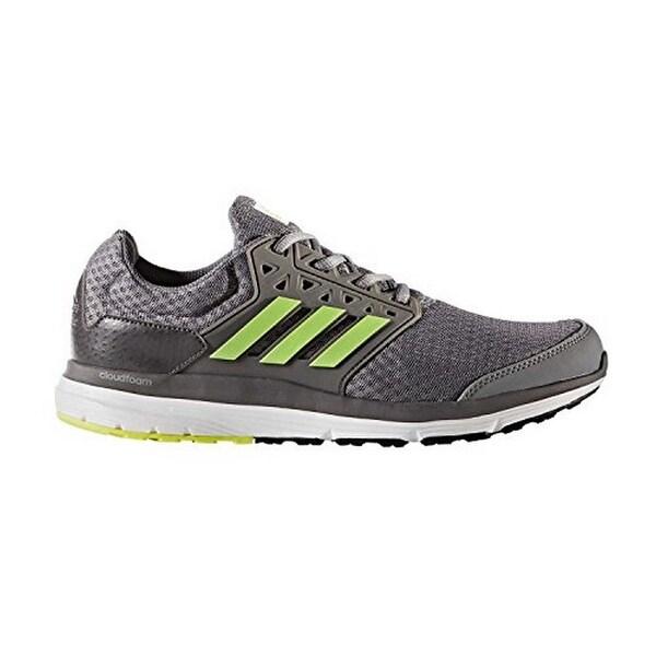 Adidas Mens Galaxy 3 M, Grey/Solar Yellow/Dark Grey