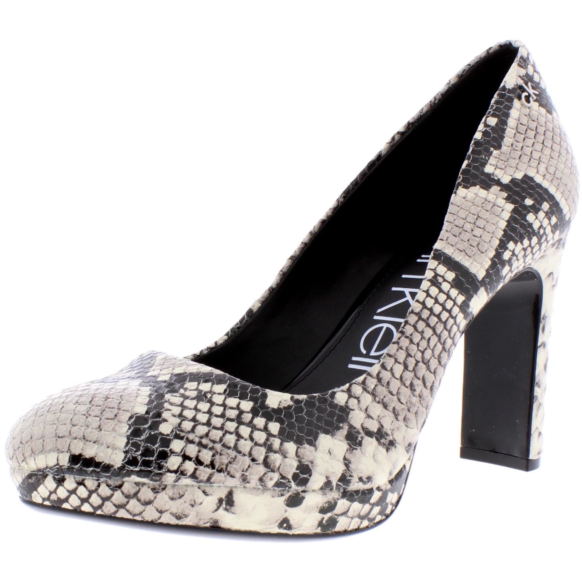 Shop Calvin Klein Womens Premda Heels