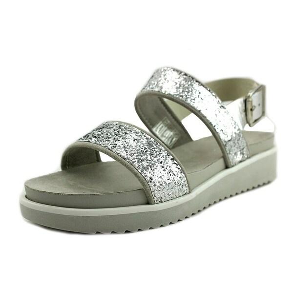 Aldo Draedia Women Silver Sandals