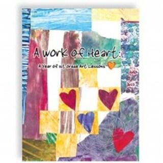 American Educational CP7241 A Work of Heart 1st Grade Art - Conlin