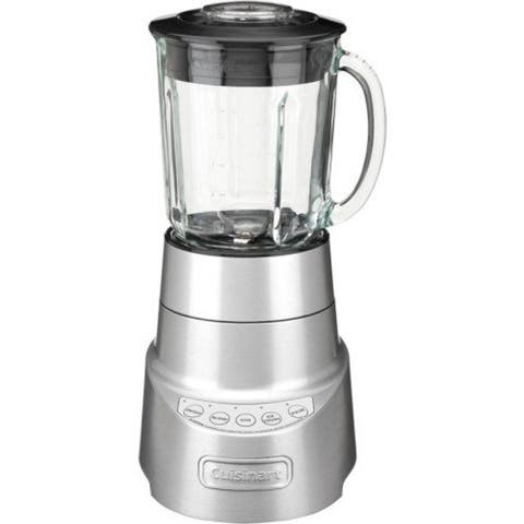 Cuisinart CB-1200PCFR Smart Power Deluxe Blender, Stainless Steel