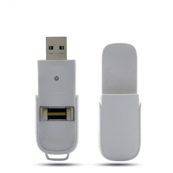 Ankaka B21031 Biometric USB Flash Drive U Key with 8 GB Storage