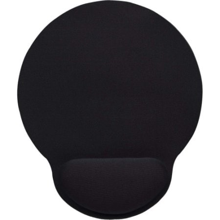 Manhattan - Strategic - Wrist-Rest Black Mouse Pad
