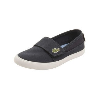 Lacoste Toddler Marice 116 Sneakers in Navy