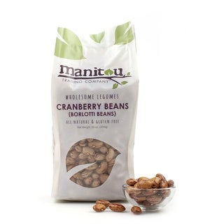 Manitou Cannellini Beans - Case of 6 - 17 oz.