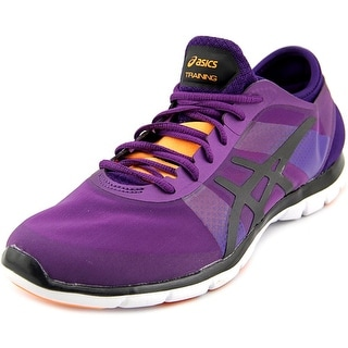 Asics Gel-Fit Nova Round Toe Canvas Cross Training