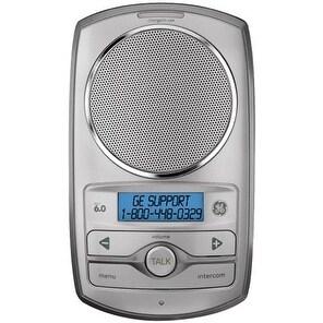 GE 28108EE1 DECT 6.0 Wireless Speakerbox W/ 5-Step Speakerphone Volume Control