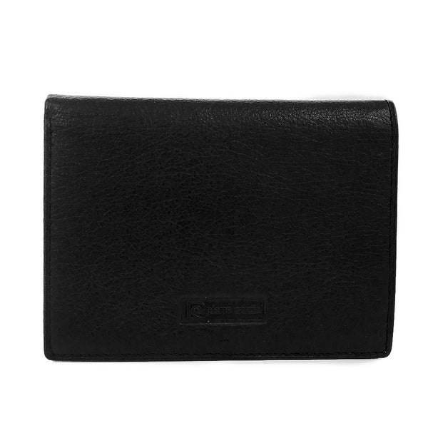 Pierre Cardin PC 8812 PS NERO Black Leather ID Holder Wallet - 4-5-0.5
