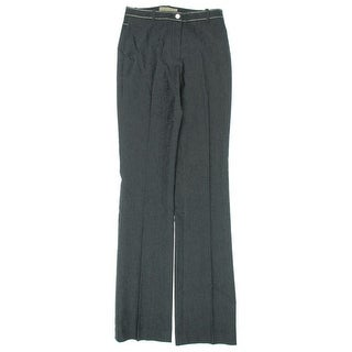 MICHAEL Michael Kors Womens Boot Cut Jeans Denim Stretch