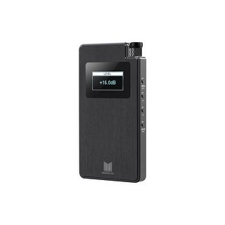 Monolith Portable Headphone Amplifier and DAC - Black With THX AAA Technology