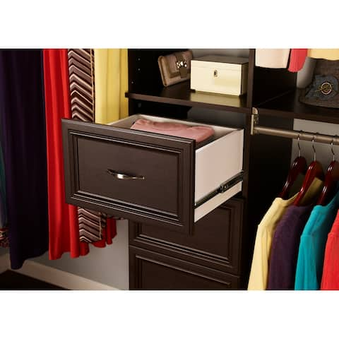 """ClosetMaid SuiteSymphony 16"""" W x 10"""" H Drawer"""