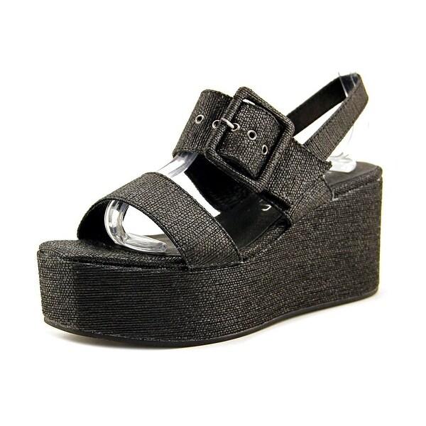 Sixtyseven 78828 Women Black Sandals