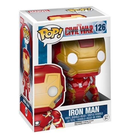 Marvel Captain America: Civil War POP Vinyl Figure: Iron Man - Multi