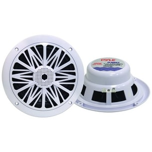 "Pyle 6.5"" 200 Watt 2-Way Marine Speaker"