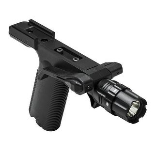 VISM® by NcSTAR® VERTICAL GRIP FLASHLIGHT WITH STROBE - PICATINNY