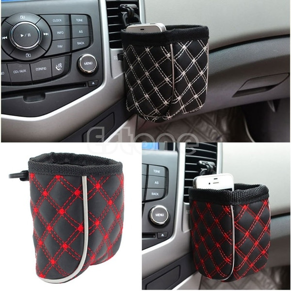 Car Vent Pocket Organizer for Storage