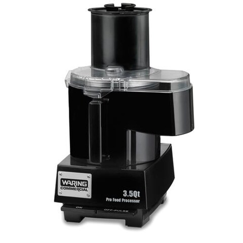 Waring - WFP14SC - Food Processor w/3.5 Qt Bowl & Continuous Feed