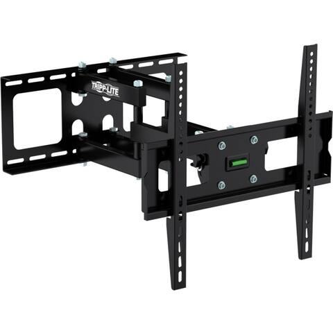 Tripp lite dwm2655m display tv wall monitor mount arm swivel/tilt 26in. to 55in. tvs / monitors / fl