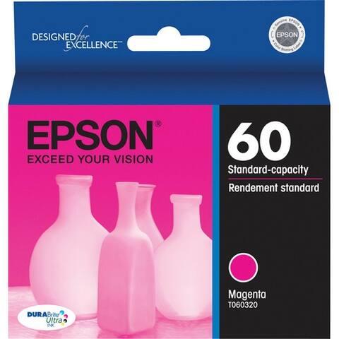 Epson 60 Ink Cartridge - Magenta InkJet Cartridge