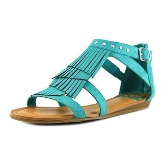 Fergalicious Dusty Open Toe Leather Sandals