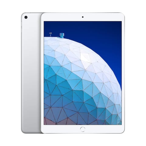 Apple iPad Air MD790LL/A (64GB, Wi-Fi, Silver) (Refurbished)
