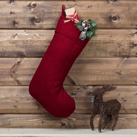 Felt Stocking - Stocking 12x20