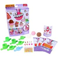 Poppit S1 Refill Pack: Mini Ice Cream - multi