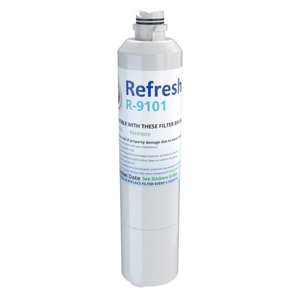 shop replacement water filter for samsung rf28hmedbsr/aa ...